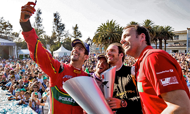 Di Grassi denies Vergne victory in Mexico City ePrix