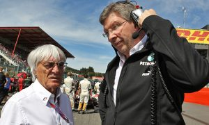 Brawn: working with Ecclestone 'wouldn't have worked'