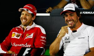 Alonso will never look back with regret on Ferrari