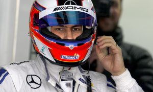 Paffett and Gasly join post-race testing in Bahrain