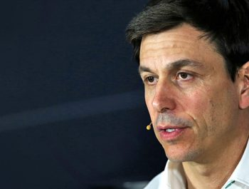 Wolff draws a line under 'painful' Bahrain loss