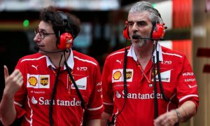 Is Arrivabene set to be replaced by Binotto?