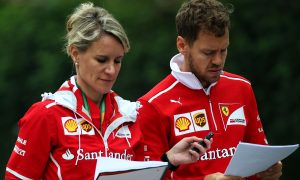 'Mercedes still at the top of my list,' contends Vettel