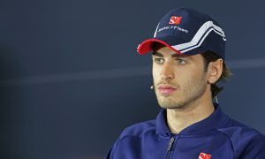Giovinazzi gearing up for 'easier' race weekend