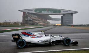 Wet running in FP1 'invaluable' to Williams