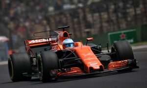 Alonso 'the animal' muscles his way to 13th!