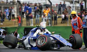 Giovinazzi apologises for costly qualifying error
