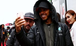 Hamilton: 'Alonso and Mercedes isn't going to happen!'