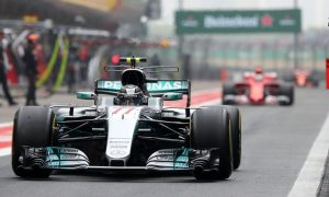 Bottas takes the blame for botched race