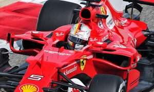 Vettel survives shutdown scare to stay fastest in FP2