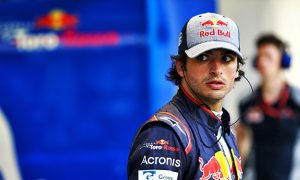 Sainz confident about extending stay at Toro Rosso