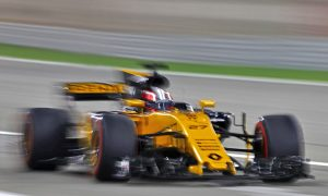 Hulkenberg 'proud and happy' with another strong Q3