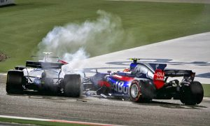 Sainz gets Russia grid penalty for Stroll smash