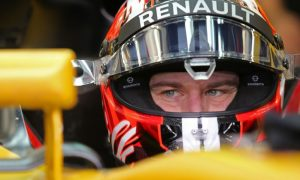 Hulkenberg keen to get to work with new team mate