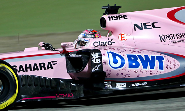 Perez proud after 'perfect' Bahrain comeback