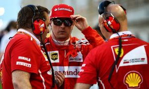 Ferrari confident Raikkonen will deliver the goods