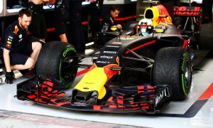 Ricciardo: 'A good outing for the aero department'