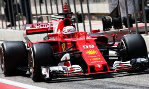 Follow Day 1 of Bahrain in-season testing 'Live'