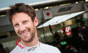 Grosjean approves of Carbone Industrie brake test