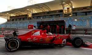 Garage power cut hinders Ferrari programme