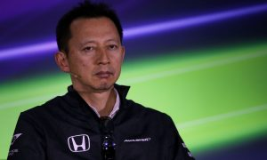 Honda's Hasegawa: engine redesign not a mistake