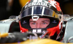 Hulkenberg upholds top-ten qualifying run