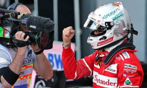 Vettel delighted to rediscover his pole-winning groove