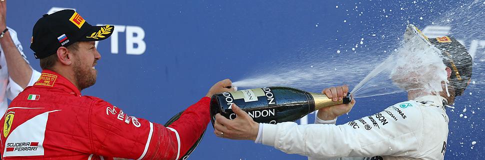 Brilliant start hands Valtteri Bottas maiden GP win