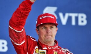 Raikkonen hails 'step forward' in Sochi