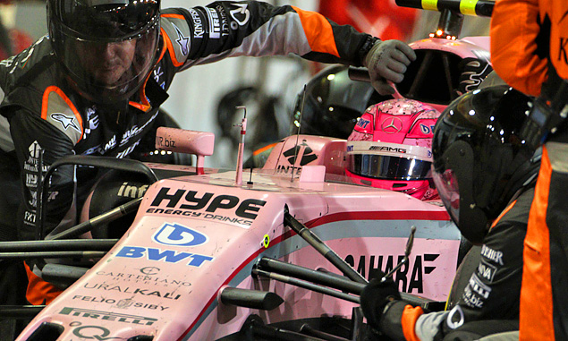 Video: Ocon feeling 'more and more comfortable'