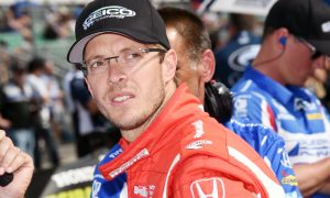 Sebastien Bourdais' Indycar season is over