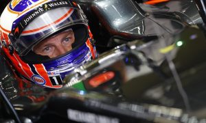 Is Jenson Button considering a full-time comeback?