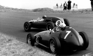A memorable day for BRM and Jo Bonnier