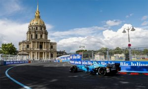 Buemi extends Formula E lead with Paris victory