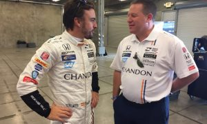 Brown: Laser-focused Alonso can win the Indy 500