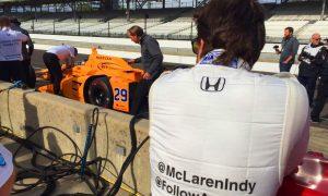 Alonso must expect setbacks - de Ferran