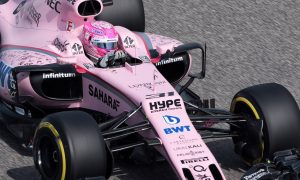 Force India partners with Breast Cancer Care in Monaco