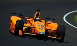 McLaren and Andretti involved together once again at Indy?
