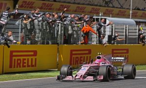 Fernley credits factory and team for Force India consistency