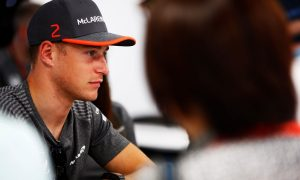 Vandoorne gets to the bottom of his issues