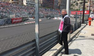 Ross Brawn goes out into the field