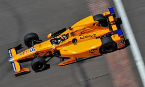 Alonso 'second favourite' to win Indy 500