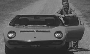 Antonio Banderas and Alec Baldwin to play Lamborghini and Ferrari in biopic