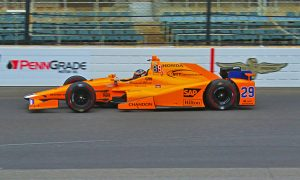 Indy 500: Bourdais tops Fast Friday, Alonso fourth