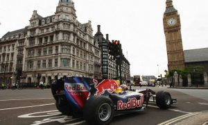 Formula 1 showcase event planned for London