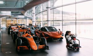 McLaren launches eSports contest to find its next sim driver