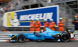 Buemi fends off di Grassi for hard-fought Monaco ePrix win