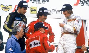 When Prost was too light to win