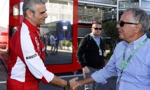 Former Scuderia boss Fiorio in critical condition
