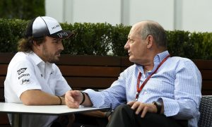 Alonso and the Indy 500? Ron Dennis thinks it's cool!